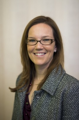 April 15, 2015 - Amy Briesch, Assistant Professor in the Department of Counseling and Applied Educational Psychology.